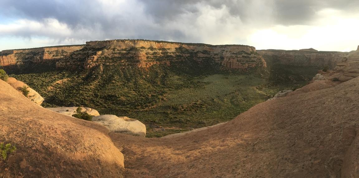 Andi landscape